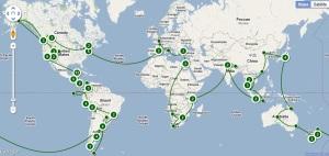 Itinerario Inicial Previsto
