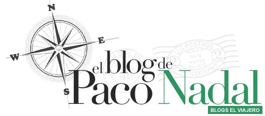 Logo Blog Paco Nadal - El pais