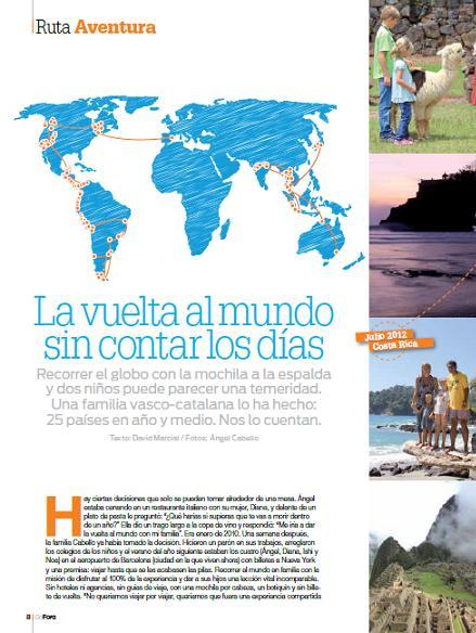Reportaje Revista Go Ford