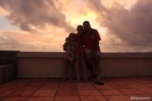 Angel, Ishi & Noa en Koh Kong