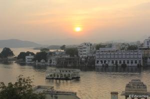 Udaipur al amanecer